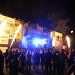 Ugnies efektai roko muzikos festivalyje GERS! 2019